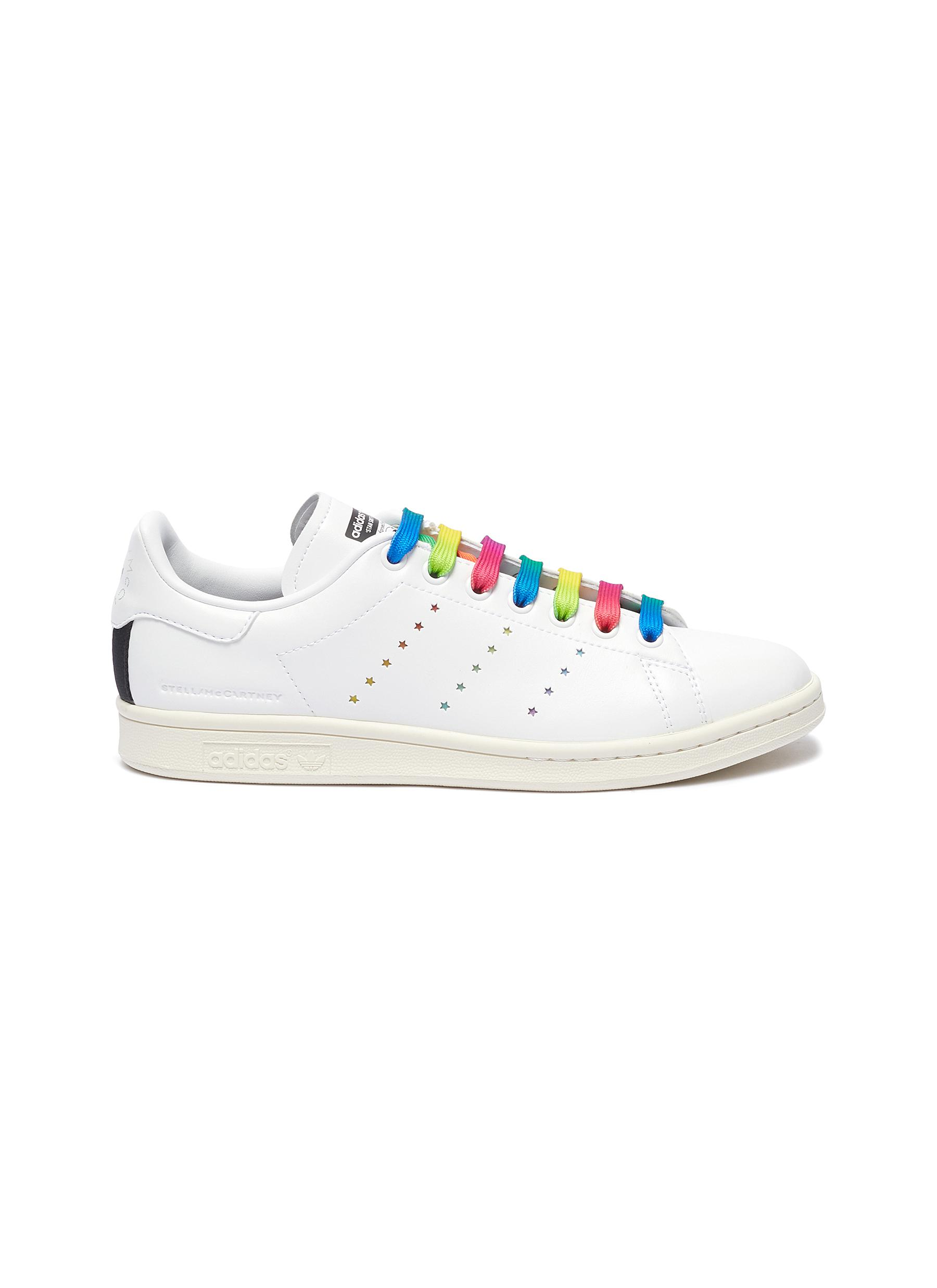 Stella Mccartney Sneakers x Air Originals Stan Smith rainbow laces sneakers