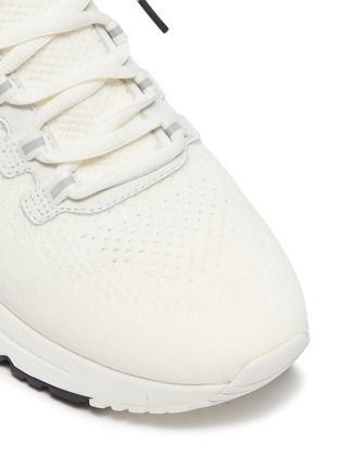 Detail View - Click To Enlarge - ASH - 'Krush Bis' Perforated Knit Sneakers