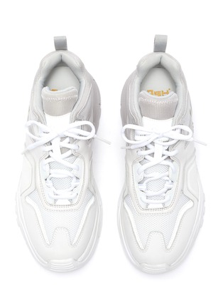 Detail View - Click To Enlarge - ASH - 'Active' Dégradé Chunky Sneakers