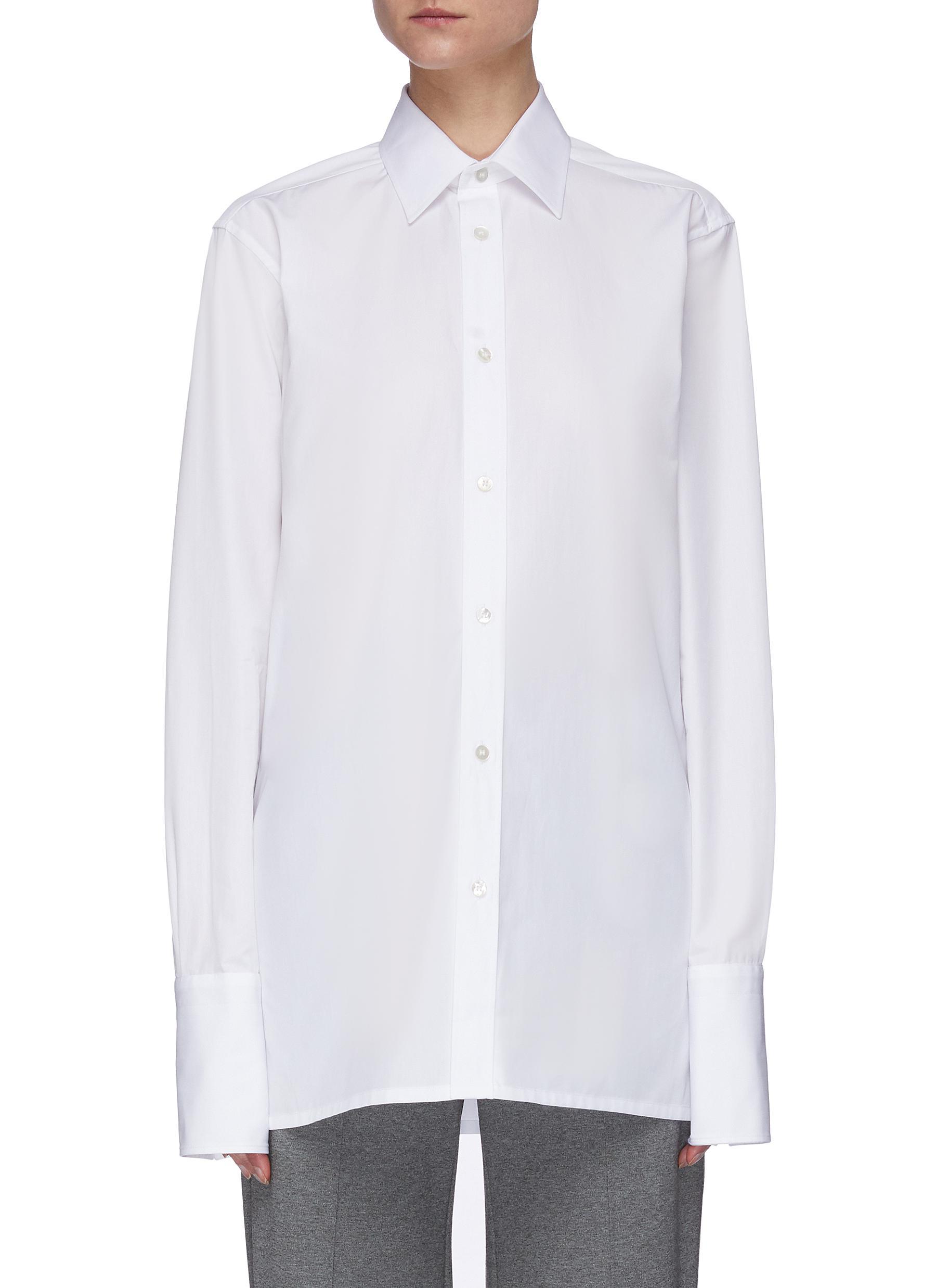 shop Maison Margiela Button Up Shirt online