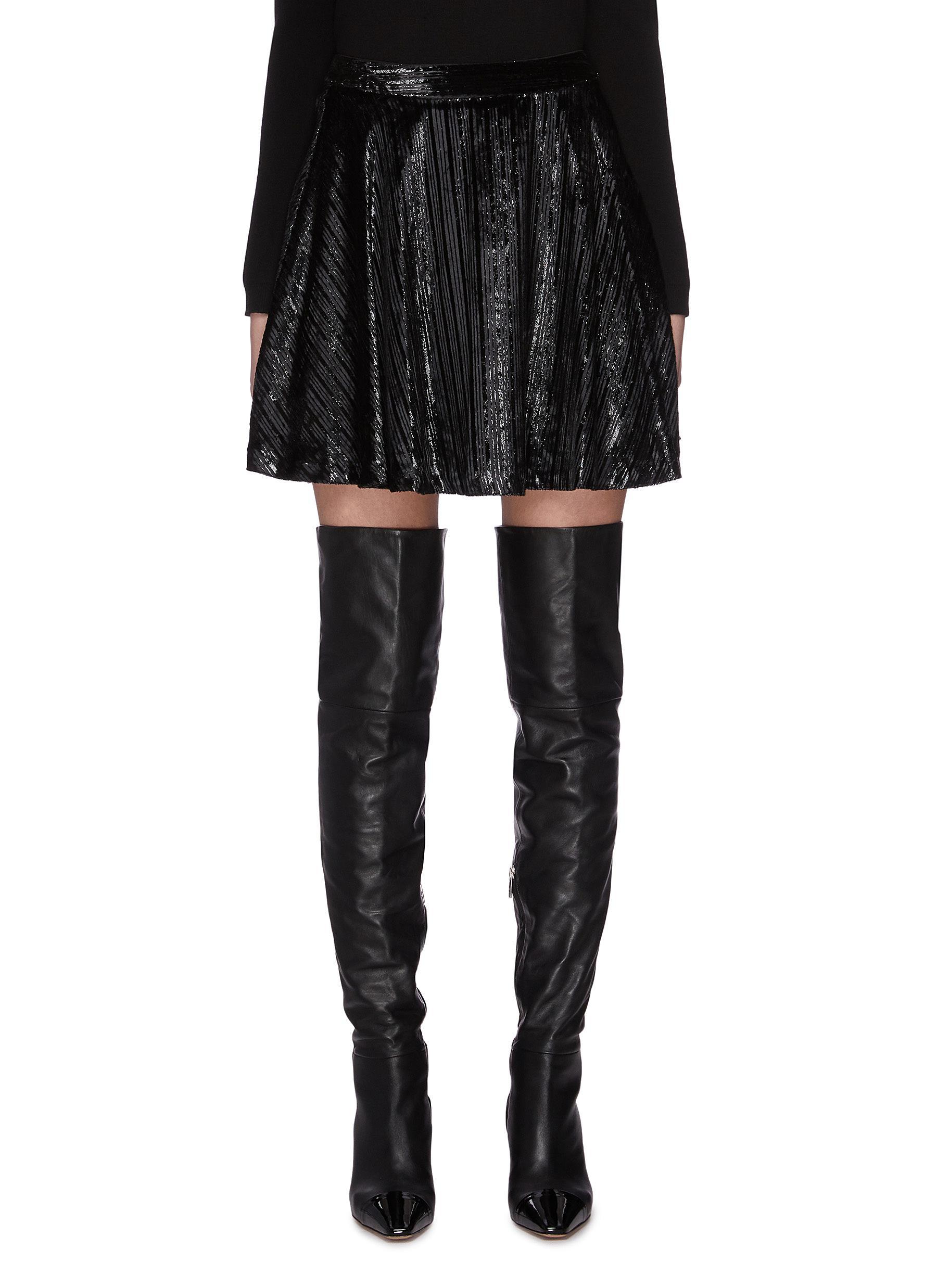 Buy Alice + Olivia Skirts 'Blaise' mini skirt