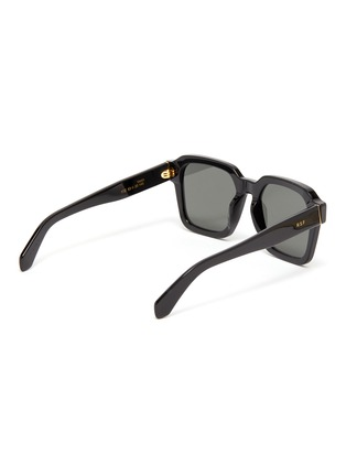 Figure View - Click To Enlarge - SUPER - Acetate frame square sunglasses