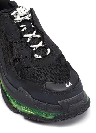 Detail View - Click To Enlarge - BALENCIAGA - 'Triple S' stack midsole sneakers