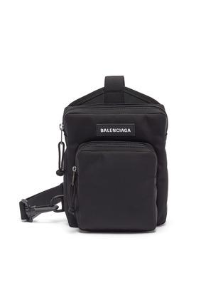 Main View - Click To Enlarge - BALENCIAGA - 'Explorer' crossbody bag
