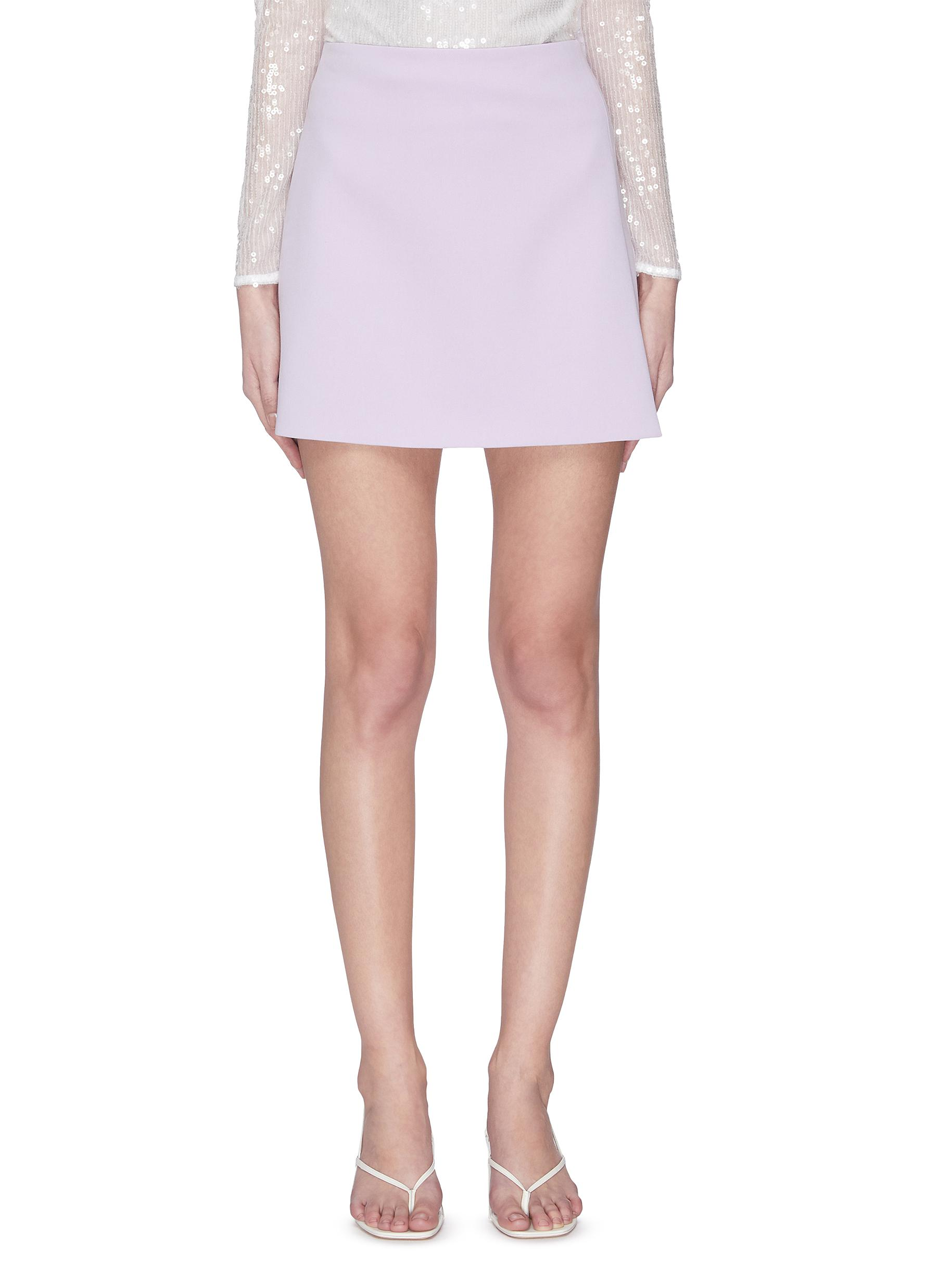 shop Alice + Olivia 'Sherilyn' wrap skirt online