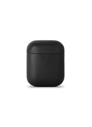 Main View - Click To Enlarge - NATIVE UNION - Leather Airpods case – Black