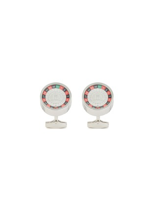 Main View - Click To Enlarge - TATEOSSIAN - 'Roulette' rotating cufflinks