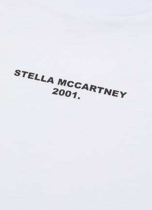 - STELLA MCCARTNEY - 'Stella 2001' Slogan T-shirt