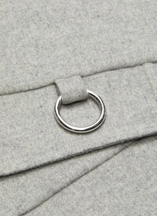 - STELLA MCCARTNEY - Oversize Pocket Coat