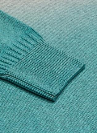 - STELLA MCCARTNEY - Gradient V-neck sweater