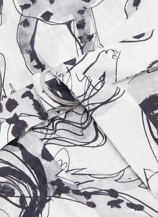 - STELLA MCCARTNEY - Horse Print Dress