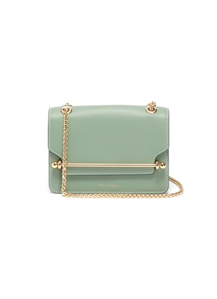 Main View - Click To Enlarge - STRATHBERRY - 'East West Mini' leather crossbody bag