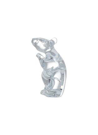 - BACCARAT - Zodiaque Mouse 2020 Crystal Sculpture – Clear