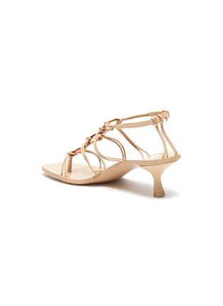 - CULT GAIA - 'Ziba' strappy ring sandals