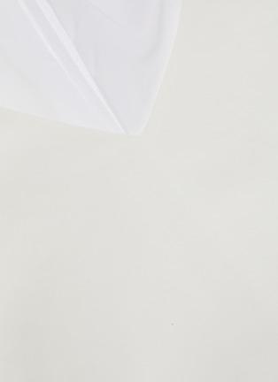 - FFIXXED STUDIOS - Cocoon Sleeve V Neck Top