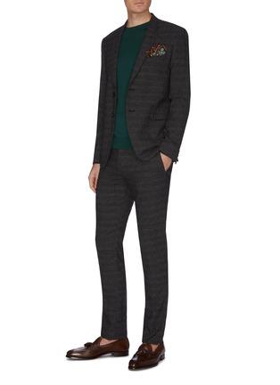 Figure View - Click To Enlarge - DREYDEN - Crewneck cashmere sweater