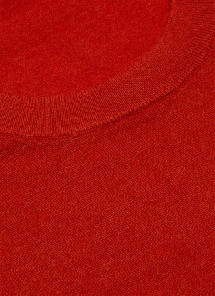 - DREYDEN - Crewneck cashmere sweater