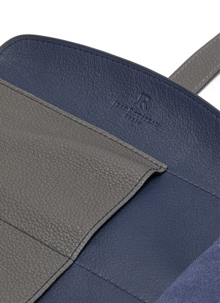 Detail View - Click To Enlarge - JEAN ROUSSEAU - Soft leather cartridge pouch