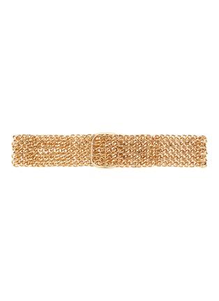 Main View - Click To Enlarge - PHILOSOPHY DI LORENZO SERAFINI - Solder Chains Waist Belt
