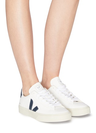 Campo' chromefree leather sneakers