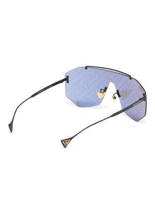 Figure View - Click To Enlarge - DONNIEYE - 'Desire' Visor sunglasses
