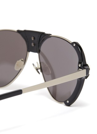 Detail View - Click To Enlarge - DONNIEYE - 'Legende' Dragon aviator sunglasses