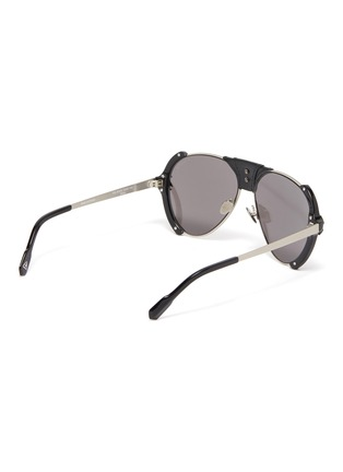 Figure View - Click To Enlarge - DONNIEYE - 'Legende' Dragon aviator sunglasses