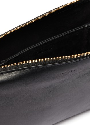 Detail View - Click To Enlarge - THE ROW - Mini Twin Crossbody Bag