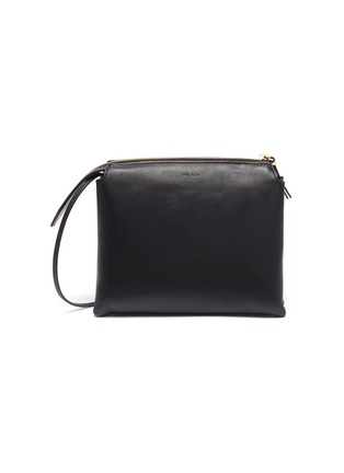 Main View - Click To Enlarge - THE ROW - Mini Twin Crossbody Bag