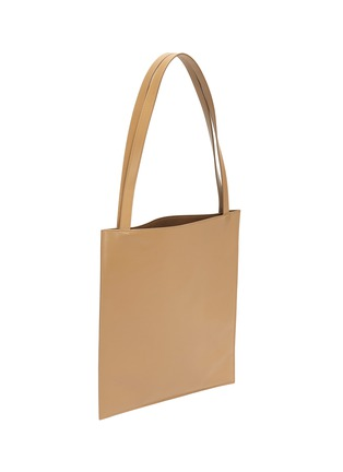 Detail View - Click To Enlarge - THE ROW - Flat' leather tote