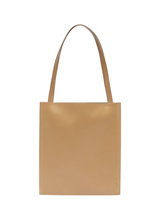 Main View - Click To Enlarge - THE ROW - Flat' leather tote