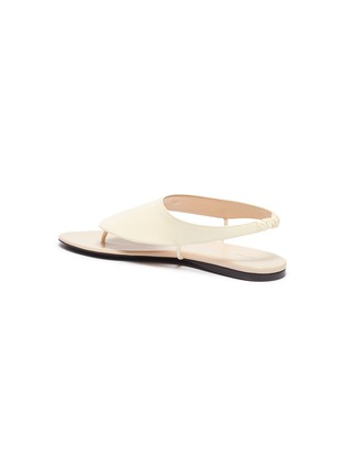 - THE ROW - 'Ravello' leather sandals