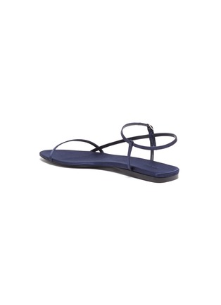 - THE ROW - 'Bare' strappy leather sandals