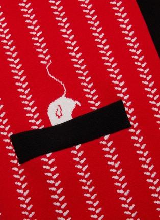- PH5 - Rat motif long cardigan