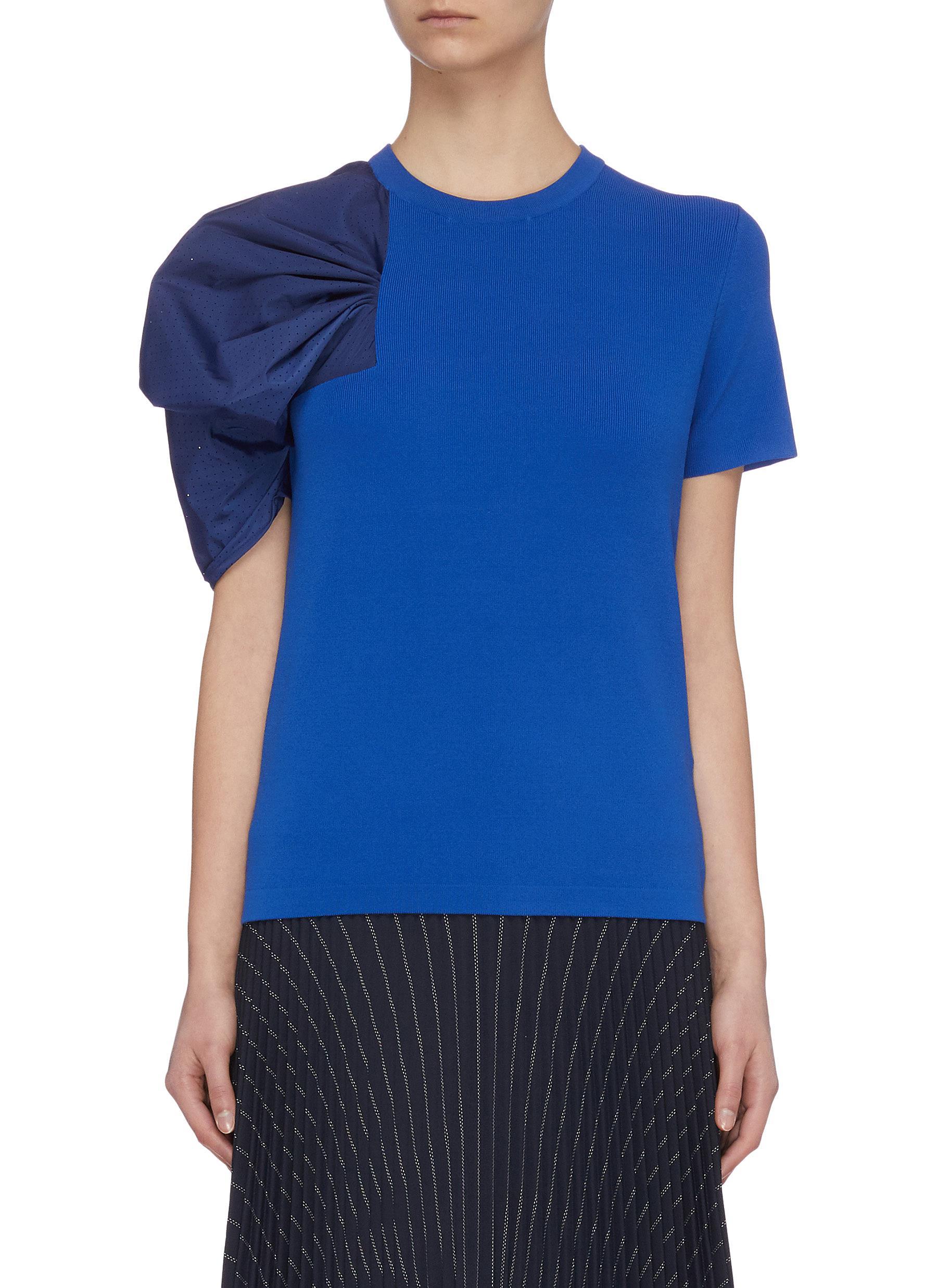 shop Ph5 'Washington' Asymmetric Puff Sleeve Top online
