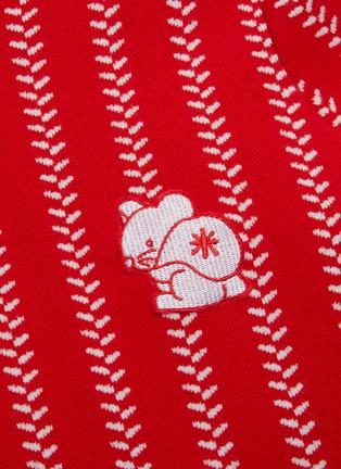 - PH5 - Rat embroidered crew neck sweater