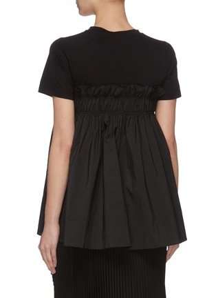 Back View - Click To Enlarge - MING MA - Ruffle Top