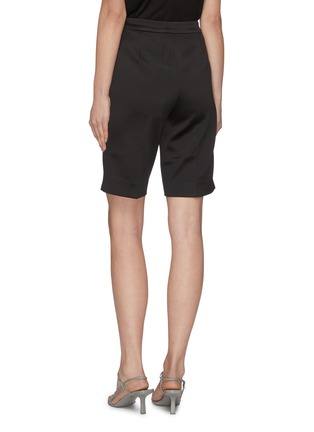 Back View - Click To Enlarge - MING MA - Bermuda Shorts