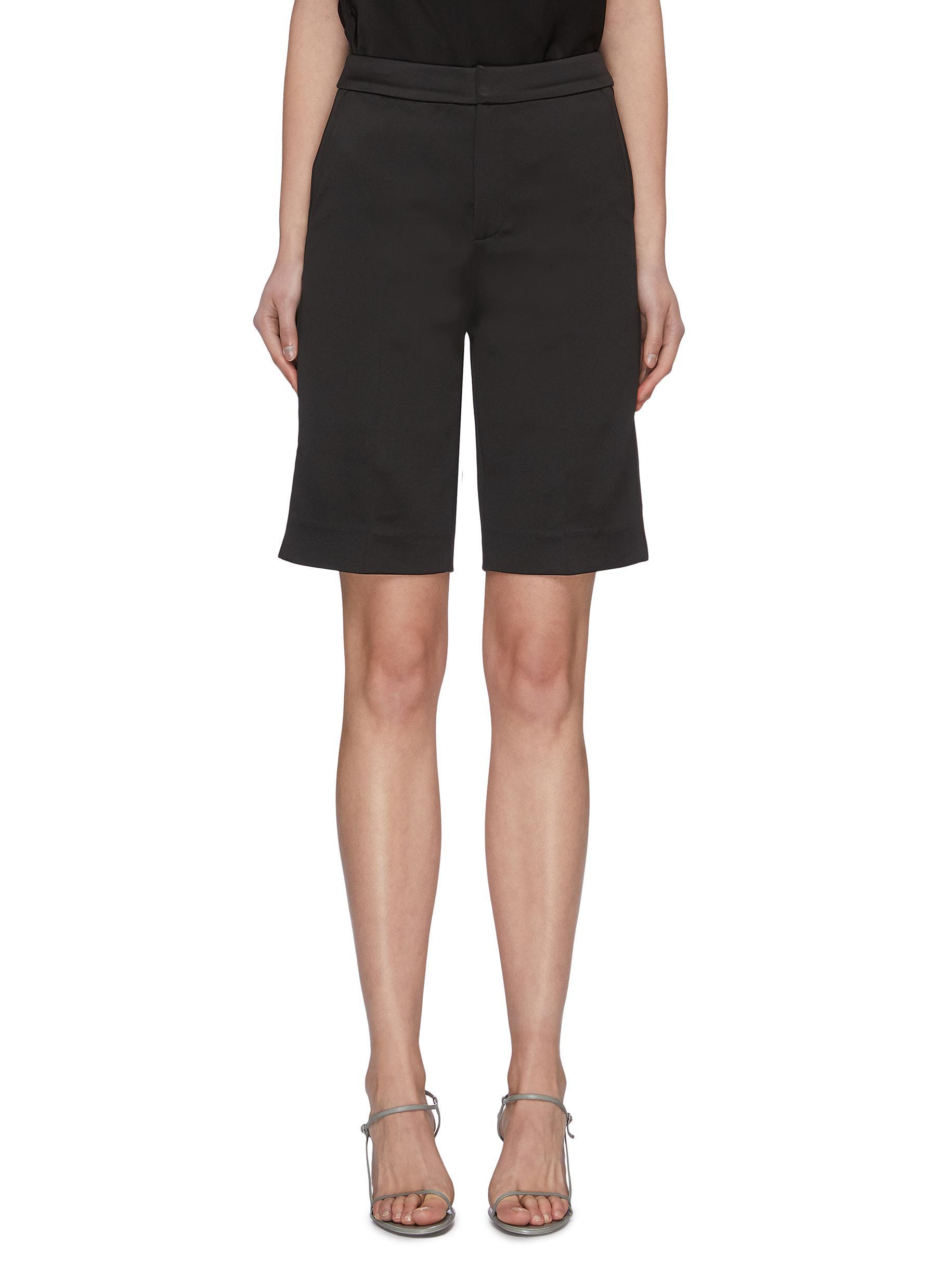 Buy Ming Ma Pants & Shorts Bermuda Shorts