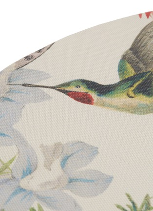 Detail View - Click To Enlarge - CHILEWICH - x John Derian Flora's Dictionary Placmat