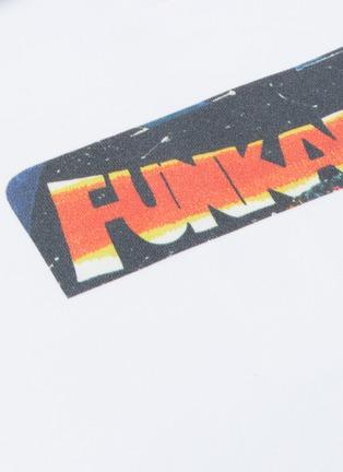 - SACAI - 'Funkadelic' graphic print hoodie