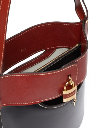 Detail View - Click To Enlarge - CHLOÉ - 'Aby' bucket bag