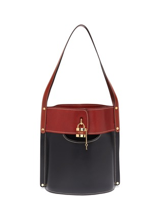 Main View - Click To Enlarge - CHLOÉ - 'Aby' bucket bag
