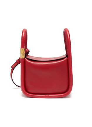 Main View - Click To Enlarge - BOYY - 'Wonton 20' Small Top Handle Bag