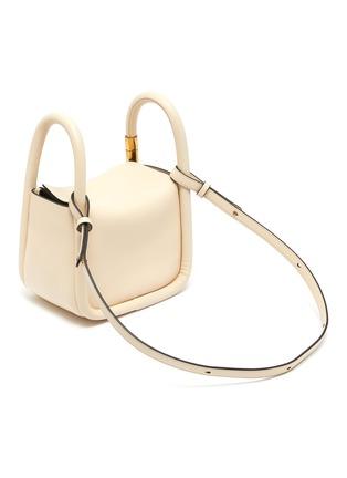 Detail View - Click To Enlarge - BOYY - 'Wonton 20' Small Top Handle Bag