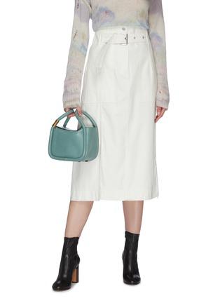 Figure View - Click To Enlarge - BOYY - 'Wonton 20' Small Top Handle Bag