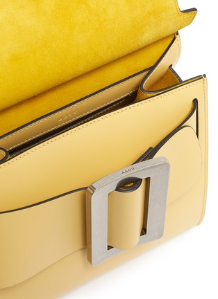Detail View - Click To Enlarge - BOYY - 'Karl 24' Small Buckled Leather Satchel
