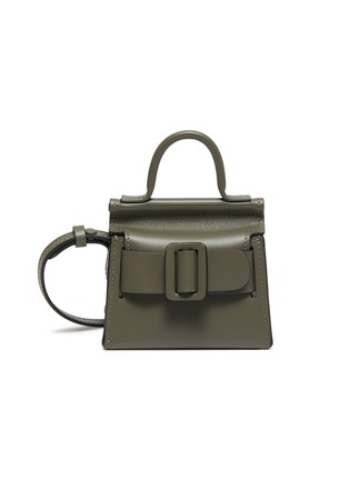 Main View - Click To Enlarge - BOYY - 'Mini Karl Charm' Leather Bag