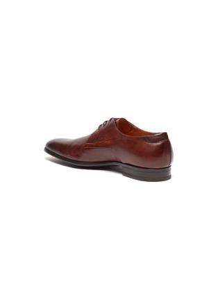 - MAGNANNI - 'Austin' plain flex derby shoes