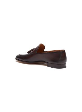 - MAGNANNI - Leather tassel loafers